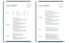 Sample 2 Page Resume 2 Page Resume Examples Two Page Resume Sample 2