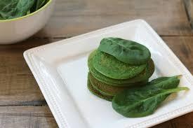 Znalezione obrazy dla zapytania spinach pancakes