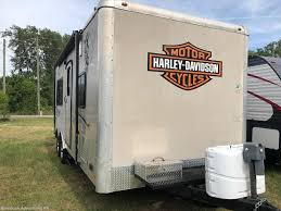 2016 forest river work and play wpt118ec used toy hauler