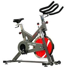 sunny health and fitness indoor cycling bike pro embly