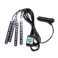 Addmotor Led Lights App Addmotor Lights Car Atmosphere Led Rgb Light Strips Interior