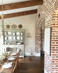 create an elegant statement with a white brick wall interior brick brick interior wall