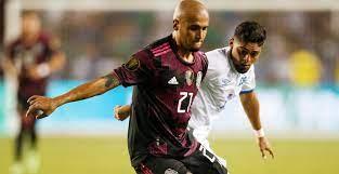 Recap: Mexico 1, El Salvador 0 ...