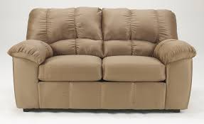 Buy Ashley Furniture Dominator Mocha Loveseat