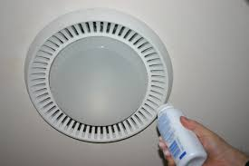 electric air vent for bathroom. baby powder and cardboard box tests electric air vent for bathroom