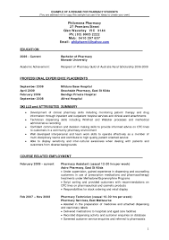 How To Write A Pharmacist Resume Resume Format For Pharmacist New Amusing Pharmacist Resume Samples 3