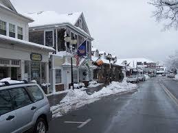 Falmouth MA Snow Storm December 20 2008