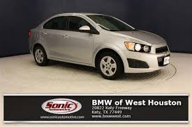 Used Chevrolet Sonic Vehicles for Sale Near Houston in Baytown