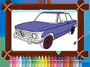 Peter parker, a child and a truck. Coloring Games Y8 Com