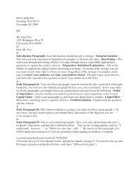 Business Letter Headings Cover Letter Format Resume Cv Example