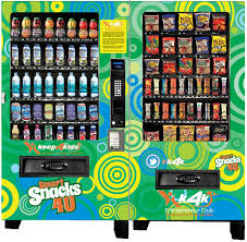 Smart Snacks Vending Machines New Machines Technology Healthy Vending School Program