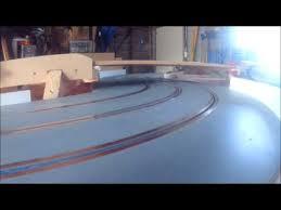 slot car track wiring trial  slot car track wiring trial 1