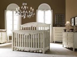 Baby Crib And Dresser Set