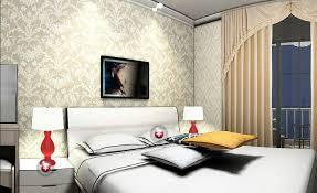 Home wallpaper design for bedroom