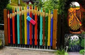 20 amazing unique garden gate ideas