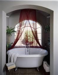 Clawfoot Tub Bathroom Ideas Adorable Clawfoot Tub Large Claw Foot Like The Shower Curtain Idea