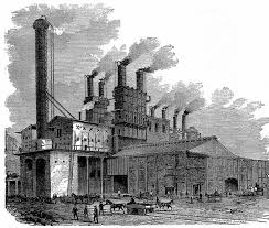 to what extent did the industrial revolution change american factory work lured americans to urban centers and depopulated entire rural communities