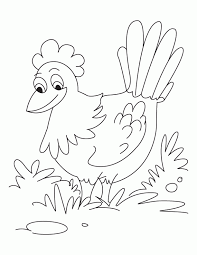Small Picture Little Red Hen Coloring Pages Coloring Pages Coloring Home