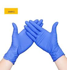 WowTowel 100pcs Disposable Nitrile Gloves Exam ... - Amazon.com