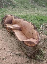 diy outdoor log furniture. 21 DIY Wood Log Project Ideas   To Make Diy Outdoor Furniture
