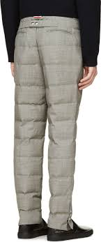 Moncler Gamme Bleu Grey Quilted Wool Trousers   MK F17   Pinterest ... & Moncler Gamme Bleu Grey Quilted Wool Trousers Adamdwight.com