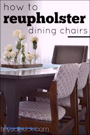 how to reupholster dining room chairs with piping luxury 198 best diy reupholster furniture