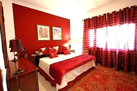 Red And Black Bedroom Decorating Ideas Red Bedroom Decorating Ideas ...