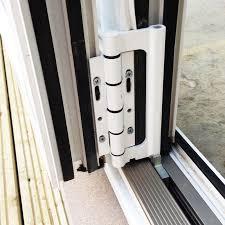 6ft white upvc bifold door set