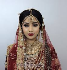 best stani bridal makeup indian stani bridal ms studio toronto bridal makeup artist