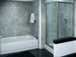 tub surround home depot grey tile ideas bathtub and subway enclosure subway tile tub surround