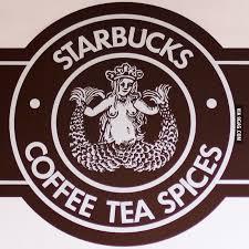 original starbucks logo. Exellent Starbucks The Old Starbucks Logo To Original Logo B