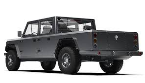 Charged EVs | Bollinger Motors announces electric pickup truck