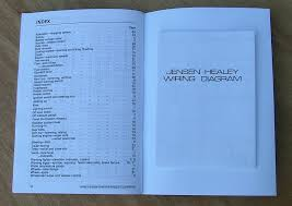 jensen owners club regalia handbook jensen healey