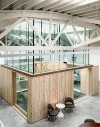 design office space dwelling.  Space The Bowstring Truss House In Portland Oregon By Works Partnership  Architecture To Design Office Space Dwelling B