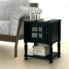 thin nightstand ...