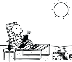 Diary Of A Wimpy Kid Coloring Pages To Print Diary Of A Wimpy Kid