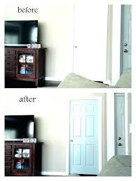 painting an interior door best paint for interior wood doors interior door paint ideas black interior