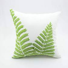 Pillow Cover Embroidery Designs