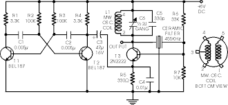 simple if signal generator electronics circuits hobby