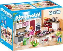 Playmobil 9266 Große Familienkueche Jetzt Besonders Günstig