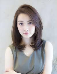 大人キレイ小顔長め前髪nb 104 ヘアカタログ髪型ヘアスタイル