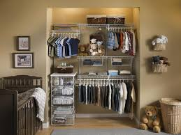 three hanging clothes areas and two rattan basket boxes also transpa basket boxes plus two dark