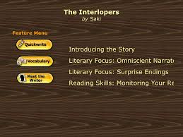 the interlopers irony essay essay on beowulf the interlopers irony essay
