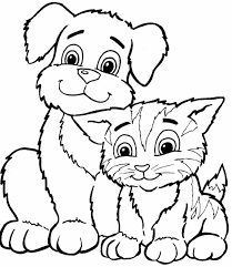 Small Picture Halloween Puppy Coloring Pages Coloring Pages