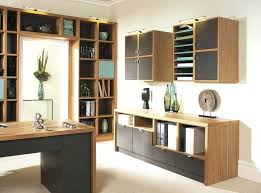 Home Office Cabinet Design Ideas