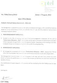 Salary Increase Proposal Sample Free Salary Increase Letter Template Pay Sample Employees