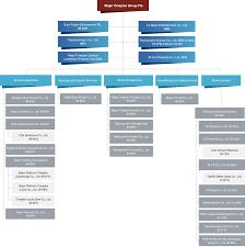 Chart Investor Co Th Shareholder Chart Major Cineplex Group Major