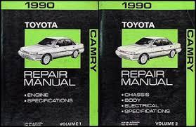 1990 toyota camry wiring diagram manual original 1990 Toyota Camry Wiring Diagram 1990 toyota camry repair manual 2 volume set original 1990 toyota camry power window wiring diagram