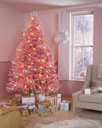 Pink Christmas Decoration Ideas