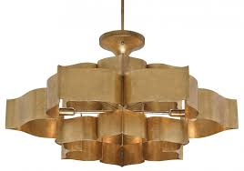 blossom gold leaf chandelier me gardens intended for oak leaf chandelier view 2 of